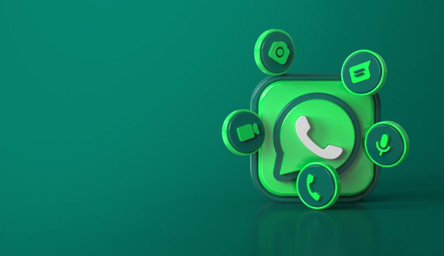 como enviar dinheiro pelo whatsapp